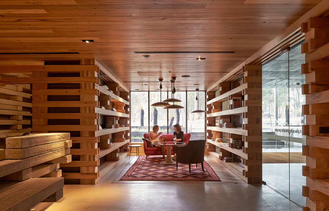 March Studio Created Hotel Hotel Lobby And Bar By