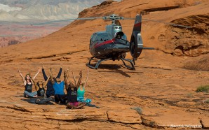 "HeliYoga: ""The World's Most Exclusive Yoga Experience"""