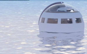 Huis Ten Bosch's Sleeping Capsules Float to a Desert Island…