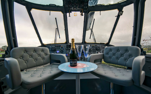 Glamp in a Helicopter at this Upscale Scottish Retreat Ready…