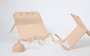 Graduate Xiang Guan Designs Furniture that Only Works When a…