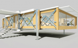 Ten Fold and the Mobile House of the Future