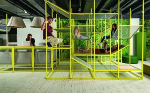 Work/Play Zone: Meet me at the Jungle Gym