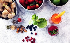 Invigorating Hotel Juice Bars