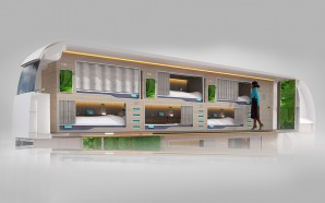 Snoozeliner Sleep Bus Set To Transform The Late Night Commute