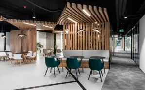 Eset Offices By The Design Group, Kraków – Poland