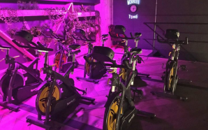 London's First Eco-Friendly, Human-Powered Gym Is Here