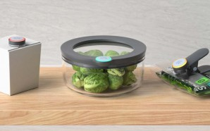 Ovie's 'Smarterware' Smart Food Storage Aims To Help Reduce Food…