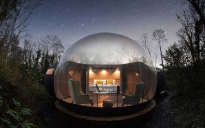 Finn Lough Bubble Domes