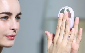 The Only Body-Composition Analyzer To Fit In Your Palm