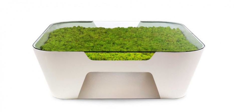 Sinkhole-coffee-table-adds-subtle-moss-décor-to