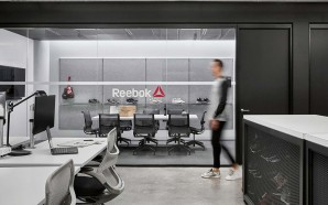 Reebok's New Fitness-Obsessed Headquarters
